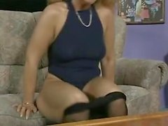 Hot milf and her younger lover 639