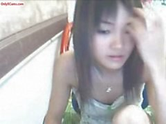 Sexy Chinese Webcam Girl