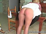 naughty spanking girls