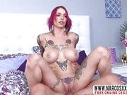 Demonic Step-Mom Anna Bell Peaks Wants Big Fuck