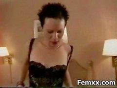 Kinky Girl In Voluptuous Femdom Teen