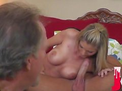bubbly blonde brianna brooks gets pounded bts