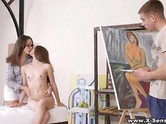 X-Sensual - Private art lesson