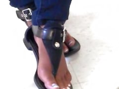 My Classmate's Candid Feet(An Old 2011 Vid of mine)