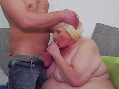 Sexy mature mothers seduce young sons