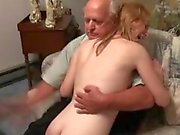 Spanked by old man