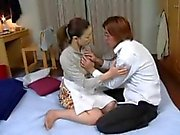 mother In Law Mari Aoi Fucked In Bedroom By NOT Her son