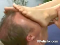 Dominant Foot Fetish Teen Hungry Porn