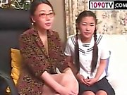 Korean girls masturbate