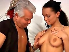 Mature wife cuckold After an tiresome lesson the two get ver