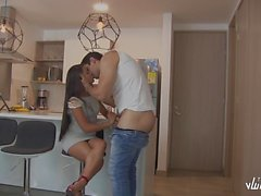 TU VENGANZA - Teen Colombian amateur in revenge fucking