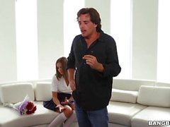 Liza Rowe Accepts To Fuck Ex-Boyfriend