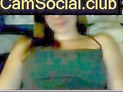 Hot Blonde Making Me Cum on CamSocial.club