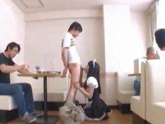 Tokyo Cafe Maid Girl