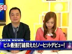 Teen Japanese Mai Tutida seeking pleasure on sex toys