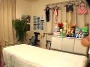 Japanese Teen Fucked at Massage Center