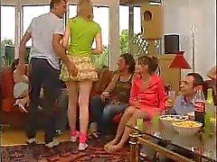 Emy George Euro Teen Orgy