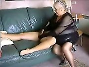 Amateur Granny Fucked