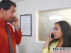 Terrible Mother In Law Priya Price In Stockings Gets Hard Fuck