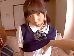 Virgin Etsuko tricked into first sex