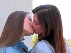 College lesbians scissoring