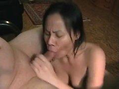 BLOWJOB - Teen Pinay Wants Big Dick