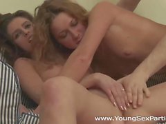 Young Sex Parties - Sex party with hot cheerleaders