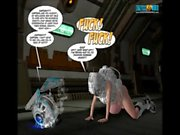 3D Comic: Habitat 5. Chapter 6