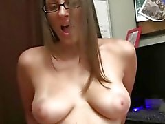 Taan In Glasses Fucked Hard On Mycollegrule