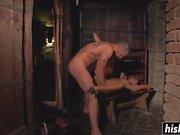 Horny Anissa Kate fucks with a neighbor