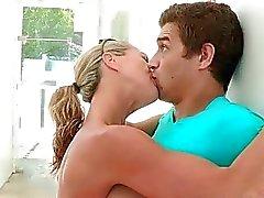 Brandi Love and Natalia Starr threesome