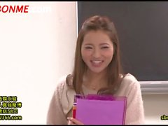 Tight Skirt Cram School Teacher Tuition Terutsuki Anri (6)