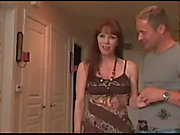 Blue Eyes Mature Housewife Cheats With Young Guy