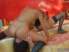 Paola Rey Most hardcore lesbian sex ever