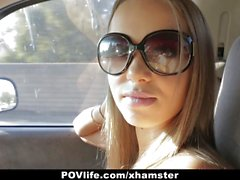Povlife - Small Teen Quickie with Boss
