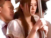 Nurse On a Train With Perverts Part :1
