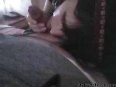 Kat Eurasian Goth Teen Loves Cum teen amateur teen cumshots swallow dp anal