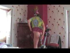 straight girl sex machine anal lingerie sextoy dildo fisting anal 76