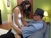 nastyplace - Veronica Takes Her Daddy's Cock