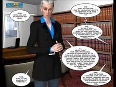 3D Comic: Malevolent Intentions. Episode_10