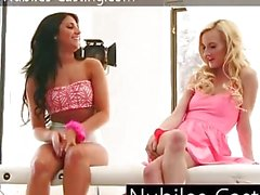 Teen creampie for very young flexible cheerleader