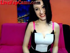 Cute Webcam Teen Chatting Online