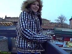 MallCuties Reality Teen fucked for clothes publi