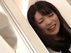 Beautiful Japan School Girl gets Anal Fucked