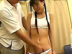 Petite Japanese Teen Abused And Used