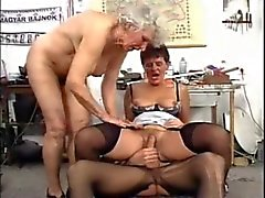 German Mature Fuckfest