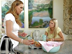 Scarlet Red and Tanya Tate at Mommys Girl