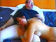 busty young heaven brunette with older guy ed
