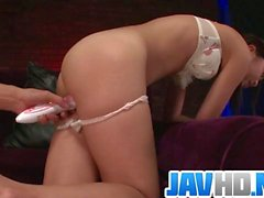 Juicy porn play along steamy Akina Nakahara