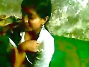 Reeja and Rakesh Indian college teens enjoy
